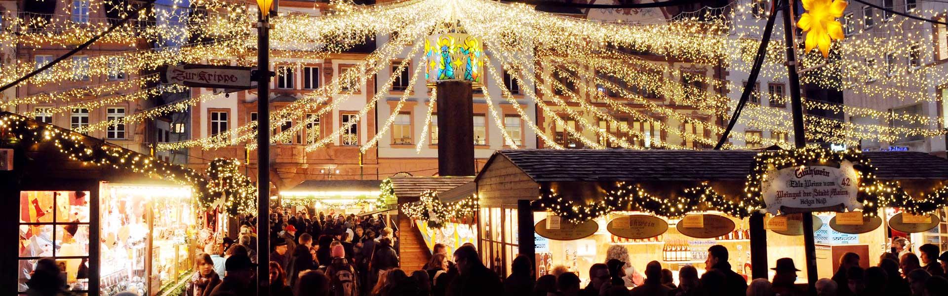 Mainz leuchtet im Advent